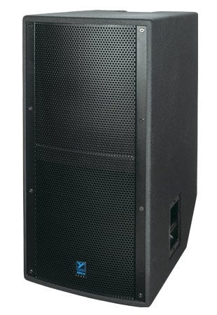 Yorkville UCS1PB Powered Sub, 1500W, Black UCS1PB