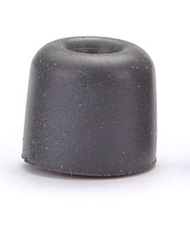 Westone 79174 TRUE-FIT™ Foam Tip 100 Pack, Black 79174-WESTONE