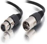 Cables To Go 40058  3 ft. Pro-Audio XLR Male to Female Cable 40058