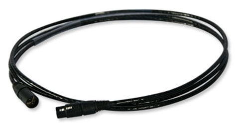 Lex Products Corp CC-4P-15 4 Pin XLR Shielded Data Cable - Color Changer CC-4P-15