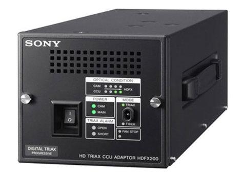 Sony HDFX-200 Digital Triax to Fibre Converter for HDC-2400/2500/2550 HDFX200