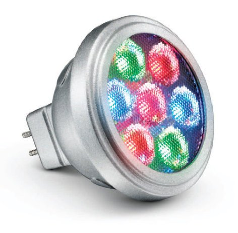 Philips Color Kinetics 101-000074-01 iColor MR gen3 LED Lamp, 30° Beam Angle 101-000074-01