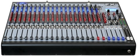 Peavey FX2-24  24Ch Mixer with DSP and USB Interface FX2-24