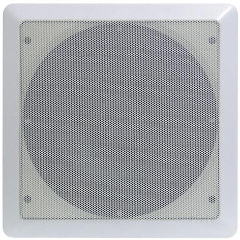 "Pyle Pro PDIC65SQ  6.5"" Ceiling Speaker with Square Baffle PDIC65SQ"