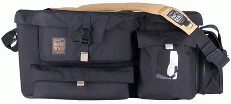 Porta-Brace CC-22-PWB  Quick-Draw Camera Case in Black CC-22-PWB