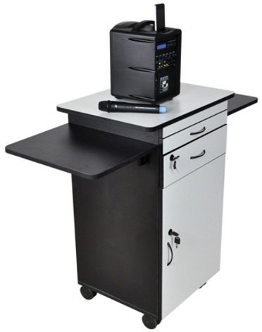 AmpliVox SN3300 Multimedia Center Workstation SN3300