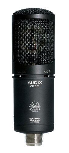 Audix CX212B  Multi Pattern Dual Diaphragm Condenser Microphone CX212B