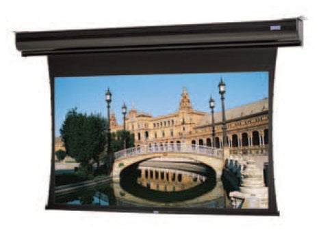 "Da-Lite 35174EL 90"" x 160"" Tensioned Electric Screen that Mounts on Wall or Ceiling 35174EL"