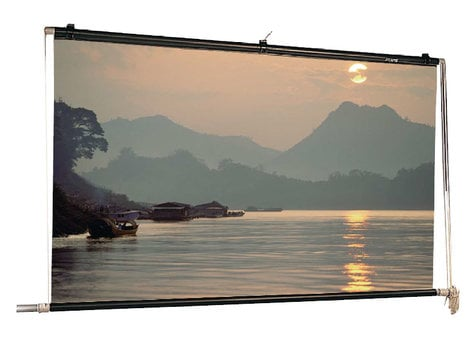 Da-Lite 40353  30' x 30' Scenic Roller Manual Roll-Up Projection Screen 40353