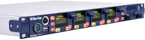 Clear-Com HMS-4X 4-Channel HelixNet Main Station HMS-4X