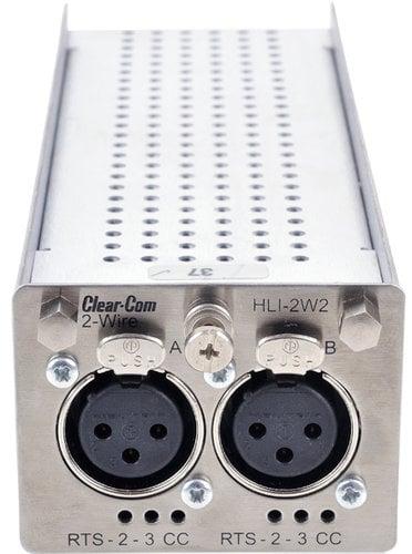 Clear-Com HLI-2W2 HelixNet 2-Wire Interface Module HLI-2W2