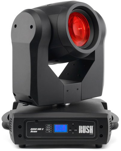 Martin Professional RUSH MH 3 Beam Moving Head Fixture RUSH-MH3-BEAM