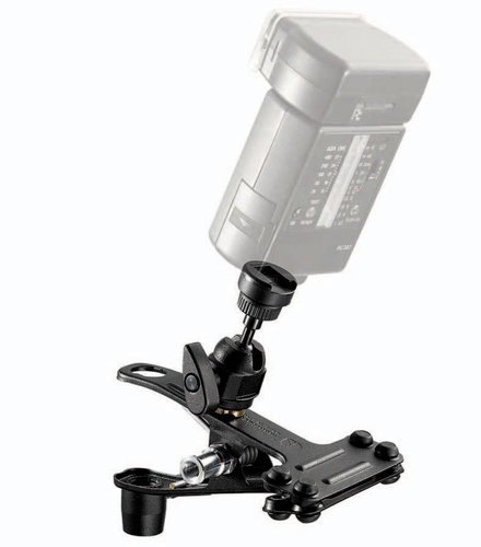 Manfrotto 175F-1  Spring Clamp with Flash Shoe 175F-1