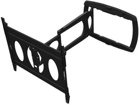 Premier Mounts AM100 Low-Profile Ultra-Slim Swing-Out Mount for Flatscreens, 100 lb. Wt. Cap. AM100-PREMIER