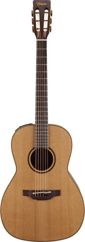 Takamine P3NY Pro Series 3 Satin Natural New Yorker Acoustic/Electric Guitar with CT4B-II Preamp P3NY