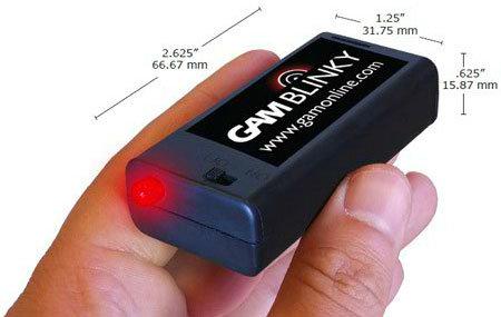 GAM Blinky™ Blinking Red Marker Light RED-BLINKY