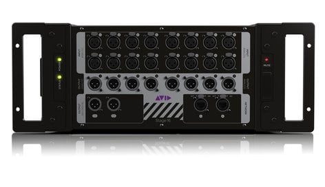 Avid Stage 16 Ethernet AVB Remote I/O Stage Box for S3L System STAGE-16