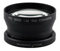 Century Optics 0HD-16TC-HVX 1.6x Tele-Convertor for Panasonic HVX200 0HD-16TC-HVX