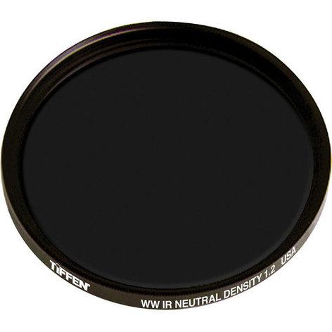 Tiffen W82IRND12 82mm Solid Neutral Density Infrared (IR) 1.2 Filter W82IRND12