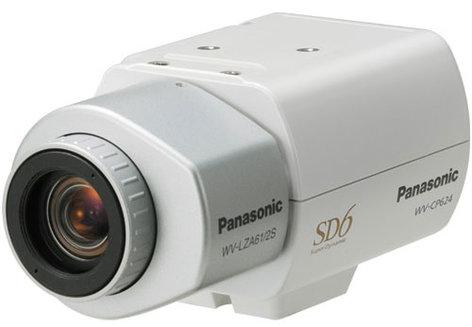 Panasonic WV-CP624 Compact Day/Night Fixed Color Analog Camera WVCP624