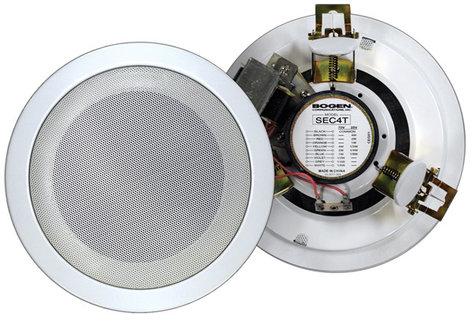 """Bogen Communications SEC4T  4"""" 4 Watt Ceiling Speaker SEC4T"""