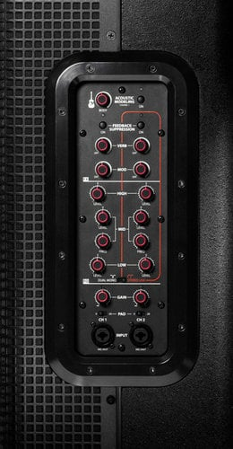 Line 6 StageSource L2t Versatile PA System with Digital Network Capability, Mixer and Effects STAGESOURCE-L2T