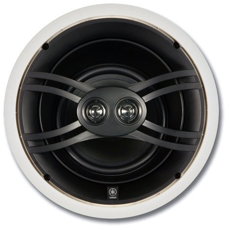 Yamaha NS-IW280C In-Ceiling Speaker in White Finish NS-IW280CWH