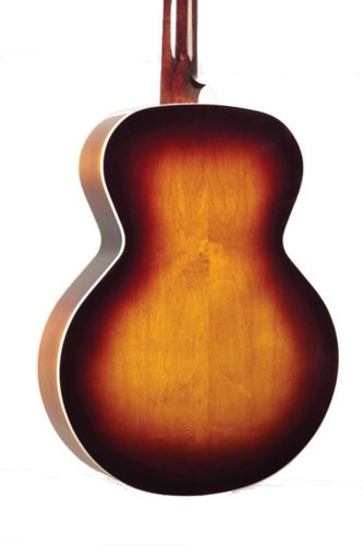 The Loar LH-300-VS Gloss Vintage Sunburst Archtop Acoustic Guitar with Spruce Top LH-300-VS