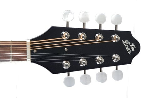 The Loar LM-220-VS Performer Series Gloss Vintage Sunburst A-Style Mandolin with Hand-Carved Top LM-220-VS