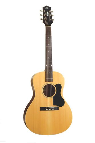 The Loar LO-16 Gloss Natural L-00 Small Body Acoustic Guitar with Spruce Top LO-16