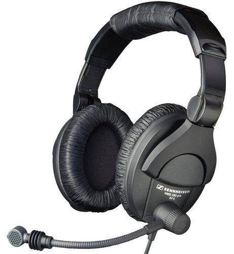 Sennheiser HMD 280-13 Supraural Closed Headphones with Boom Microphone HMD280-13