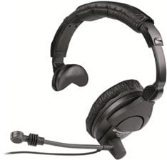 Sennheiser HMD 281-13 Supraural Single Headphones with Bare End Cable HMD281-13