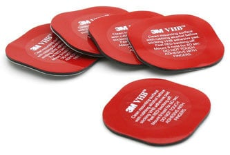 Replay XD 3M VHB for SnapTray 5 Pack of 3M® VHB Adhesive for SnapTrays 70-3MVHB-4991-ST-5