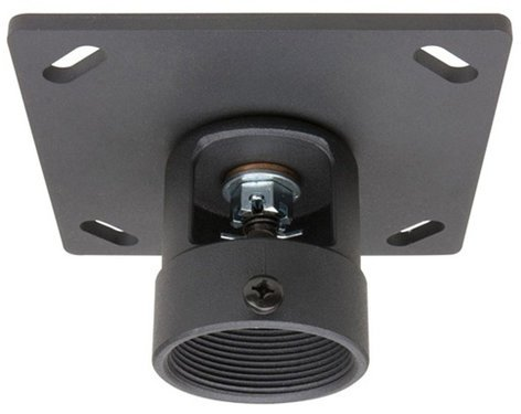 "Premier Mounts PP-6A  6""x6"" Ceiling Adapter Plate with 2"" Swiveling Coupler PP-6A"