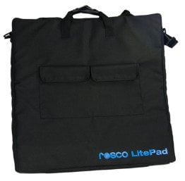 "Rosco Laboratories LitePad Carrying Case for 2x 24"" x 24"" LitePad Axioms LITEPAD-CASE"