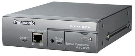 Panasonic WJ-GXE500 4-Channel H.264 Real-time Network Video Encoder WJGXE500