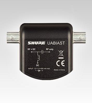 Shure UABIAST In-Line Power Supply UABIAST-US