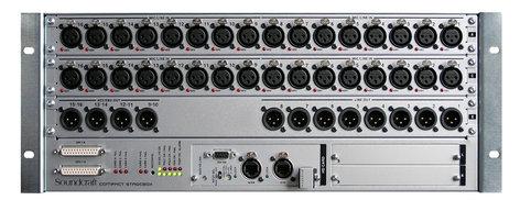 Soundcraft COMPACT-STAGEBX-OPTI 64 x 32 Stagebox with Fiber Optic COMPACT-STAGEBX-OPTI