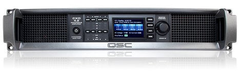 QSC CXD4.2 4 Channel 400W @ 4 Ohm Power Amplifier CXD4.2-NA