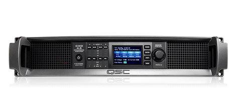 QSC CXD4.5 4-Ch 1150W @ 4 Ohm Power Amplifier CXD4.5-NA