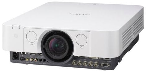 Sony VPL-FH31/W 3LCD WUXGA Installation Projector in White, 4300 Lumens VPLFH31/W