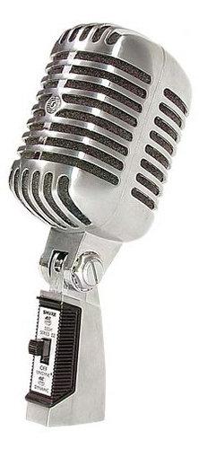 Shure 55SH Series II Cardioid Dynamic Nostalgic Microphone 55SH-II