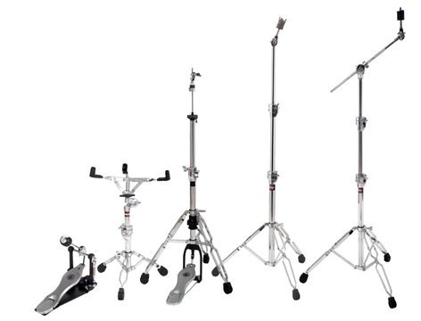 Gibraltar 6700PK 6700 Series Hardware Pack with Single Bass Drum Pedal 6700PK