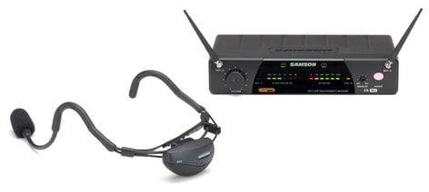 Samson SW7AVSCE Airline 77 Wireless System for Fitness Centers SW7AVSCE