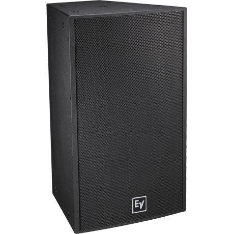 "Electro-Voice EVF1152S/43-PIB 15"" Two-Way Full-Range Weatherized Loudspeaker with 40 x 30 Degree Dispersion, Black EVF1152S/43-PIB"