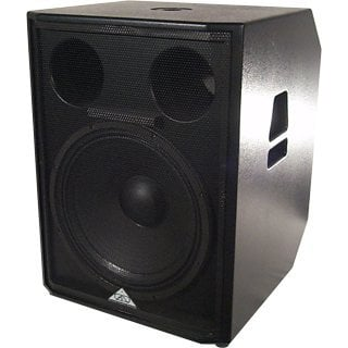 "Grundorf Corp GT-1800CX-HP 18"" 1000 Watts @ 8 Ohm Subwoofer with Handles and Pole Mount GT-1800CX-HP"