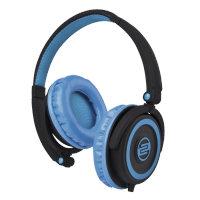 Reloop RHP-5-FLASH On-Ear DJ Headphones in Flash Black RHP-5-FLASH