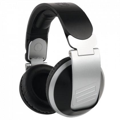 Reloop RHP-20  Over-Ear DJ Headphones in Silver RHP-20