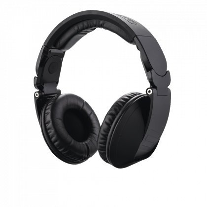 Reloop RHP-20-KNIGHT  Over-Ear DJ Headphones in Black RHP-20-KNIGHT