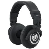 Reloop RHP-10 On-Ear Headphones in Black RHP-10